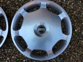 Volvo wheel trims x 4, R15