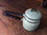 Vintage Judgeware double boiler
