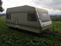 Caravans wanted...anything considered