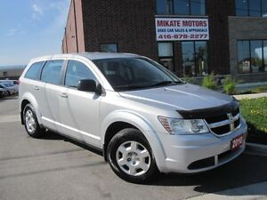 Super Clean 2010 Dodge Journey SE $6999 Offers welcome Certified