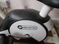 Dynamix exercise cycle