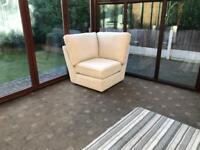 Brand New Next® Fabric Corner Sofa Section