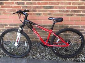 Unisex bike for 12 year old! 14 inch Apollo phaze