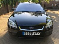 FORD FOCUS 2.0 DIESEL YEAR 2006, FULLY MANUAL 1 YEAR M.O.T, DRIVE EXCELLENT, 2 KEYS, LADY OWNER