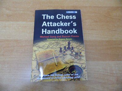 The Chess Attackers Handbook by Song & Preotu Gambit Verlag Oktober 2017
