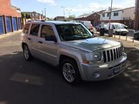 JEEP PATRIOT DIESEL 6 SPEED MANUAL 4x4 ONE PREVIOUS OWNER PORTSMOUTH