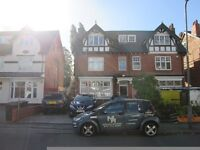 *ONE BEDROOM FLAT**WOODSTOCK ROAD-MOSELEY**EXCELLENT LOCATION*CLOSE TO MOSELEY VILLAGE**DSS*FLAT 2A*