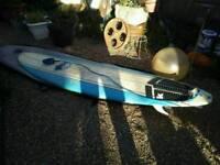 Fluid Juice mini mal surfboard