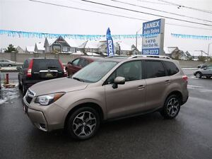 2014 Subaru Forester 2.0XT Limited Package XT 2L TURBO!!