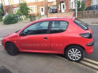 1999 Peugeot 206 LX 1.1 Red Petrol Breaking Spares For Parts Engine All Break