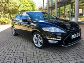 FORD MONDEO 2.0 TDCI TITANIUM (X PACK) POWER SIFT (S/S) 5DR , DIESEL/ AUTOMATIC/ LEATHER