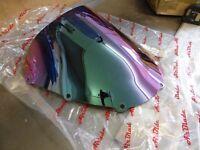 Screens for Honda CBR 954 fireblade, iridium and standard