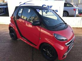 SMART FORTWO CABRIO 1.0 GRANDSTYLE EDITION MHD 2d AUTO 71 BHP A GREAT EXAMPLE INSIDE AND OUT 2014