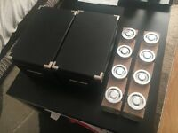 Brand new IKEA RAJTAN spice jar (x8) and storage box (x2)