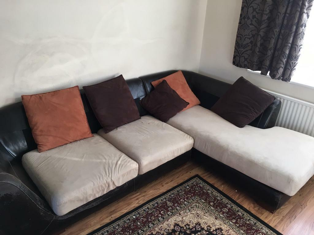 L Shaped Corner Sofa Well Made From Smoke Petfree Home