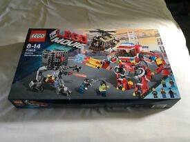 LEGO Movie 70813 Rescue Reinforcements – New (Collect Only)