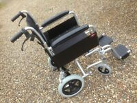 Wheelchair - In Almost New Condition