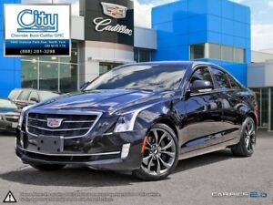 2015 Cadillac ATS 2.0L Turbo Performance ** OFF LEASE PERFORM...