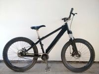 "FREE Lights with (2557) 24"" 14.5"" Aluminium GT DIRT JUMP DISC SUSPENSION BIKE BICYCLE Height: 150+cm"