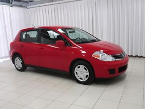 2012 Nissan Versa 5DR HATCH. $98 B/W !! GREAT LOW PRICE !! w/ BU