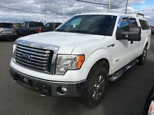 2011 Ford F-150 XLT XTR 4X4 DOUBLE CAB