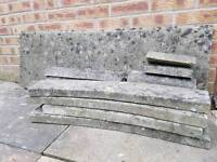 Various Coping/ capping stones