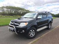 Great Toyota Hilux Vigo - Awesome looking and performing truck