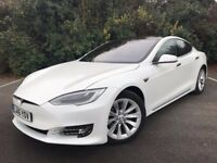 Tesla Model S 90D *Watch Video* Executive Edition For Sale EV Electric Vehicle via Apsley Cars