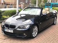 BMW E93 330I MSPORT CONVERTIBLE QUICK SALE