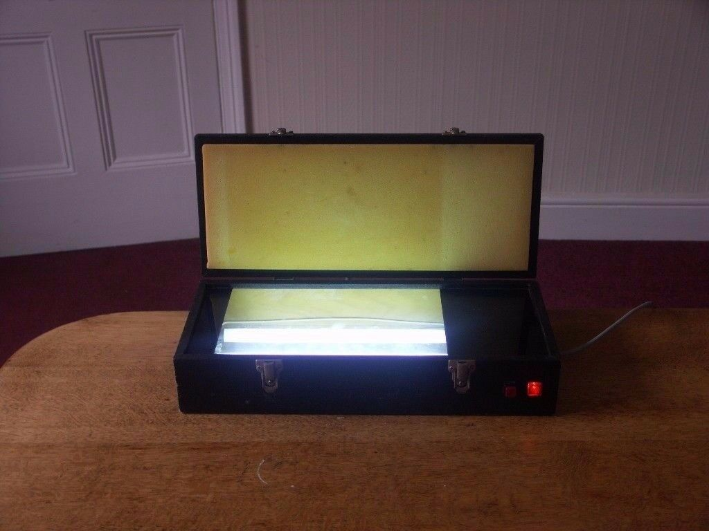 Double Lights in Carry Case