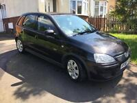 Vauxhall Corsa 1.2 twinsport 2006, good condition and cheap insurance