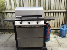 Marks and Spencer Gas Barbecue