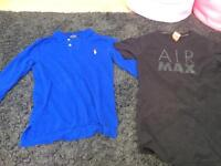 Ralph Lauren Nike and adidas 10 for 2