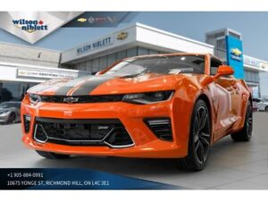 2018 Chevrolet Camaro 2SS | HOT WHEELS  EDITION | HEADS-UP DI...