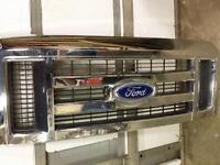 Ford grill , 2014 e 250 cargo van