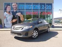 2013 Toyota Corolla CE COMMODITÉ!!!!