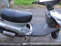 moto roma gogo 50 1999 for spares or repair