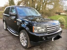 2006 Range Rover Sport 2.7