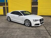 2012 Audi A5 S Line Coupe 2.0Tdi *Black Edition Styling*