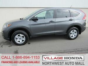2014 Honda CR-V LX AWD *Local, One Owner, No Accidents*
