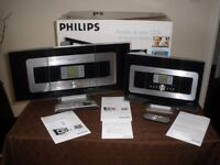 Philips WAC700/05 Wireless Music Centre & Station is used and in good working condition