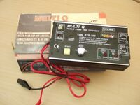 MULTI Q RTB-300 RX TX DC BATTERY QUICK CHARGER for R C MODELLERS