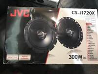 Brand new JVC 6.5 inch dpeakers