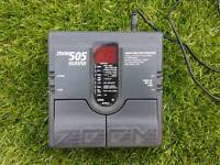Zoom 505 multi effects peddle