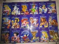 18 ladybird Disney books