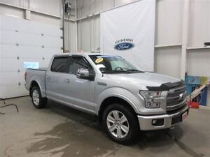 2016 Ford F-150 Platinum, FINANCE AS LOW AS 1,9%
