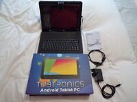 TABTRONICS ANDROID TABLET