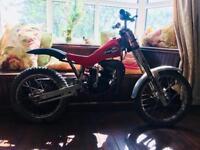 Classic Italian Trials bike 50cc