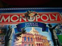 Ipswich Monopoly Board Game