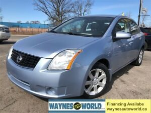 2009 Nissan Sentra 2.0  ***LOW KM WITH SUNROOF**